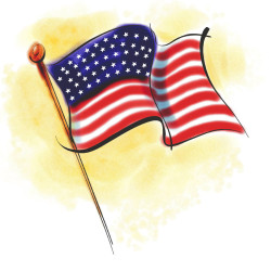 Printable_American_Flag_Clip